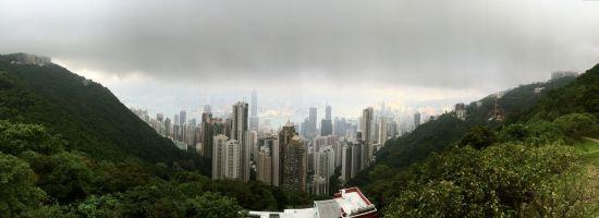 hong kong victorias peek